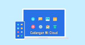 Cara Backup Data Otomatis di Mi Cloud Hape Xiaomi