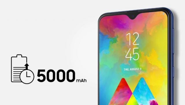 Keunggulan Samsung Galaxy M20