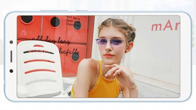 Cara Mengambil Foto Blur (Bokeh) di Xiaomi Redmi 6A