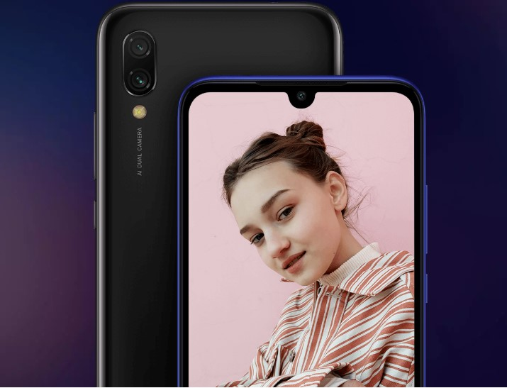 Redmi 7 AI Beauty