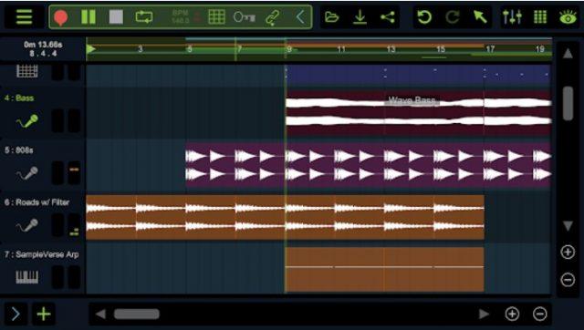Cara Membuat Musik Sendiri Menggunakan Smartphone Android