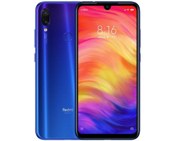 Smartphone RAM 4 GB Harga 2 Jutaan - Redmi Note 7