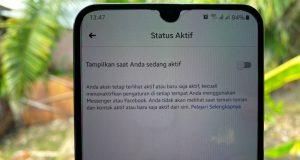 Cara Menonaktifkan Status Aktif di Facebook iOS dan Android