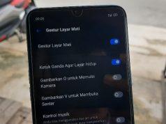 Cara Mengaktifkan Ketuk Layar 2 Kali untuk Bangunkan di Realme C3