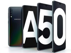 Samsung Galaxy A50 Mulai Terima Update Android 10
